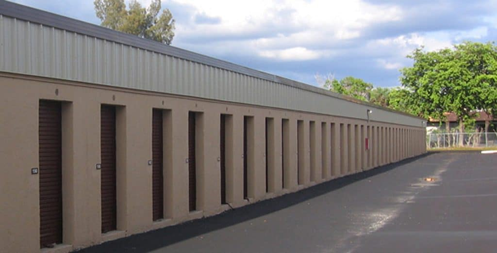 Armadillo Storage
