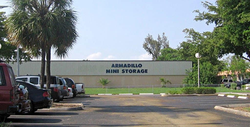 Armadillo Mini Storage Facility